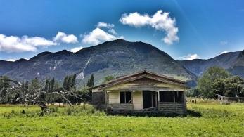 Derelict home, Marlborough