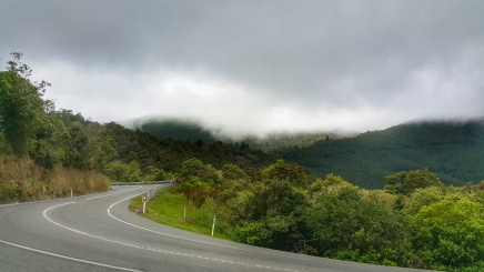Winding roads, Marlborough