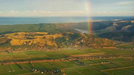 Dunedin rainbow