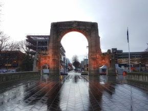 The Bridge of Remembrance